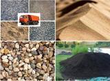 Нерудный материал (карьерный песок, щебень и т.д.)