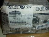 Колодки тормозные задние Porsche 7L6 698 451 ориг