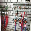 Поверка счётчиков воды и тепла, на дому без снятия